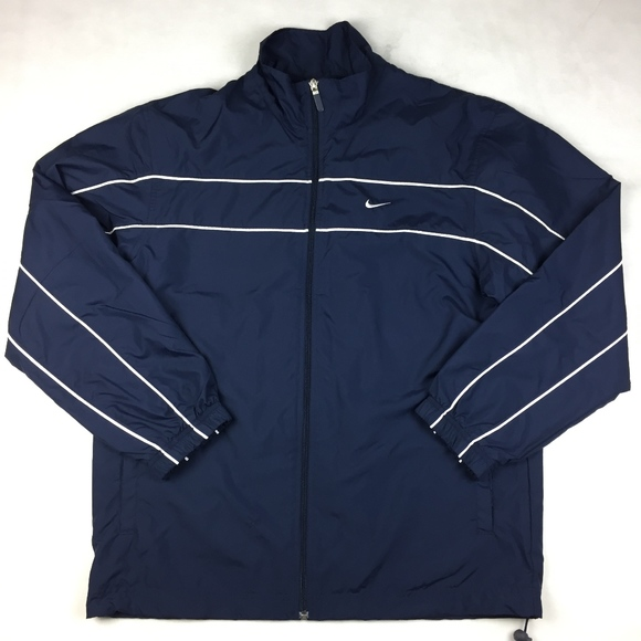 Mens medium Nike Windbreaker Jacket Navy Blue. M 5a9cb87f331627ca4373ea57 af933a60f824